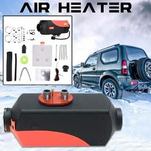 5KW 12V Diesel Car Heater Air Heater 10L Tank Remote Control LCD For Truck Boat Car Trailer For Car Boat RV Motorhome Tow