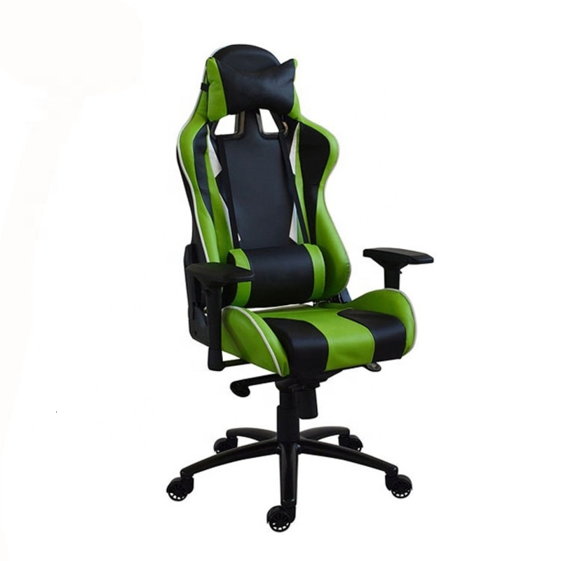 Wholesale Modern PU Leather Reclining Chair Gaming Racing Office Chair