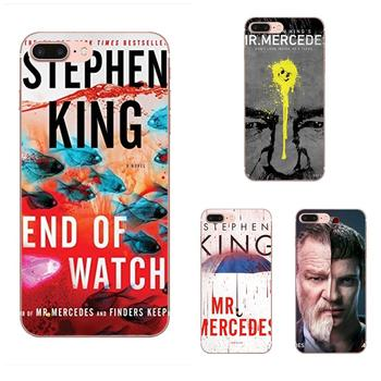For Apple iPhone 11 Pro X XR XS MAX 4 4S 5 5S 5C SE 6 6S 7 8 Plus Soft TPU Protective For Mr. Mercedes Season image