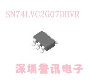 Десять от [бит] SN74LVC2G07DBVR SOT23-6 новый оригинальный