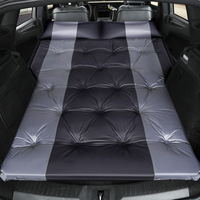 LEVORYEOU   Inflatable Car Bed SUV Car Mattress Car Travel Sleeping Pad Off-road Air Bed Camping Mat  General type
