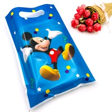 10pc Mickey Mouse Kid Boy Girl Baby Happy Birthday Party Decoration Kits Supplies Favors Loot Bag Gift birthday party suppli