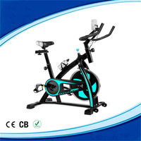 Cross Border for Spinning Super Quiet Household 8kg Flywheel Exercise Bike Gym Equipment Bicycle|Trainers & Rollers| |  -