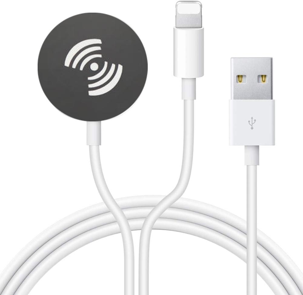 Cable for Apple Watch Charger 3 in 1 USB QI Wireless Charging Station for iphone 11 pro max plus 10 9 8 7 6/iWatch 6 5 4 3 SE
