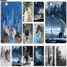 For Sony T3 Winter Wolves Clear Soft TPU Phone Cases for Sony Xperia Z Z1 Z2 Z3 Z4 Z5 Compact Z5 Premium M2 M4 M5 E3 E5 T3 XA
