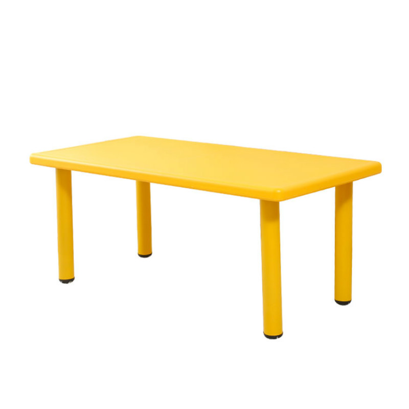 Kindergarten Table And Chair Children's Table Baby Toy Table Set Of Plastic Game Table Learning Desk