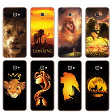 Luxe Lion King nala simba timon Telefoon Case Voor Samsung J3 J5 J7 2016 2017 J4 J6 Plus 2018 Note 8 9 10 Pro Cover Coque Fundas(China)