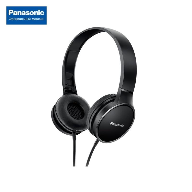 Фото - Overhead stereo headphone with mic for Panasonic RP-HF300GC-K rp hf300gc k