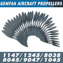 Hot New Arrival 2Pcs Gemfan each size APC Carbon Nylon CW/CCW Propeller Blades P