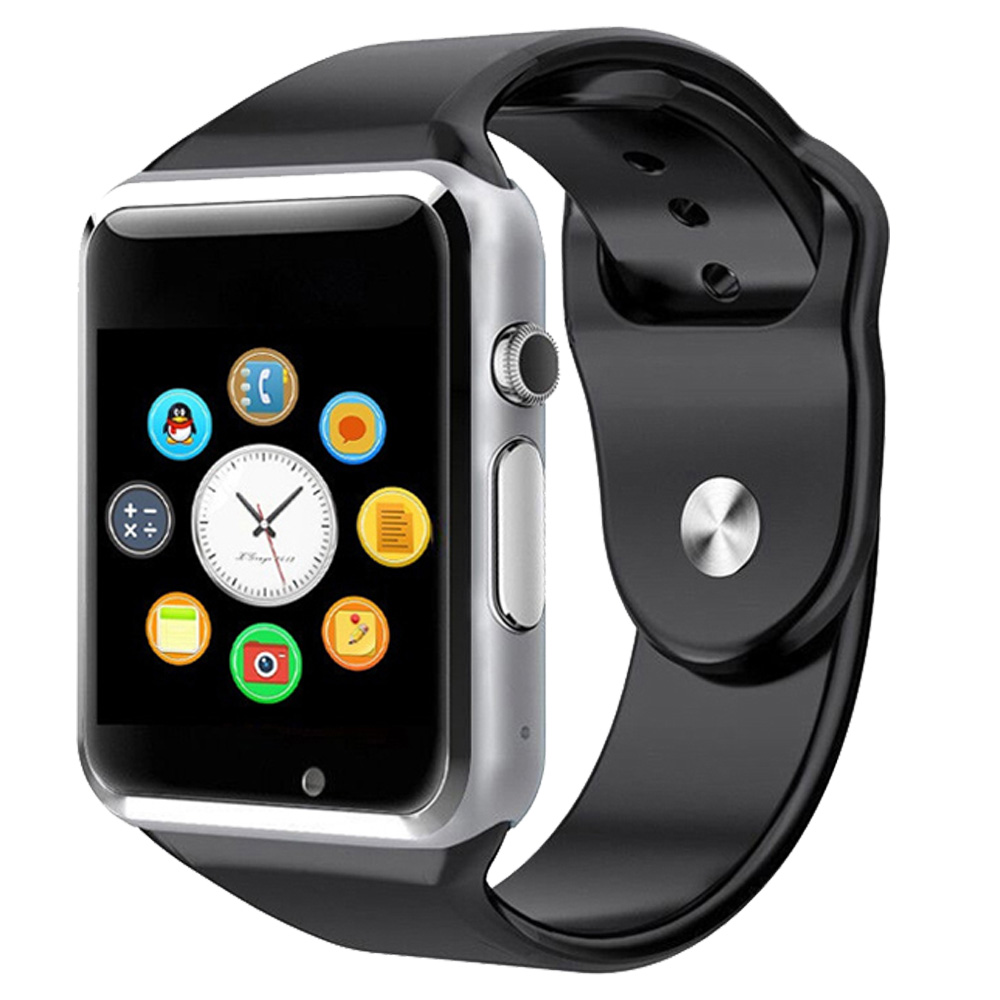 A1 Smart Watch Bluetooth Smart Bracelet Sport Pedometer Support SIM TF Card Music Player Camera Wearable Devices Smart Watches
