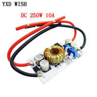 250W DC-DC Boost Converter Constant Current Mobile Power Supply 10A DC DC LED Driver Step Up Module Adjustable Step-Up Board