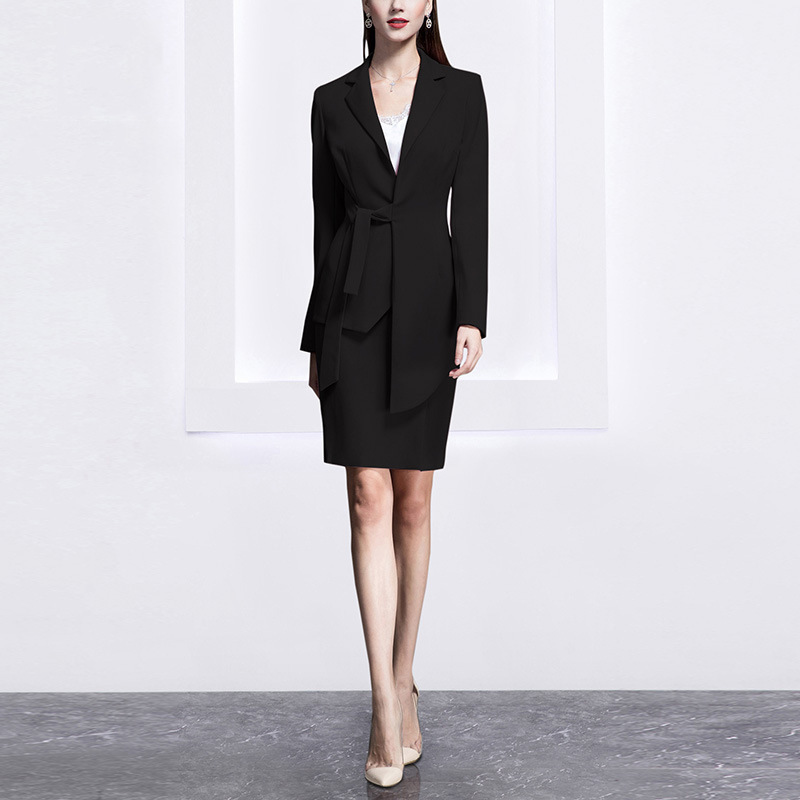 Women Suits Office Sets OL Work Ladies Formal Business Wear Stylish Elegant 2 Two Piece Blazer Jacket Pants Suit Outfits Clothes