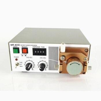 цена на Peristaltic automatic dispenser Mt-410 Glue Dispenser machine Solder Paste Liquid Dispensing Machine