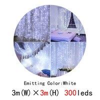 300leds white