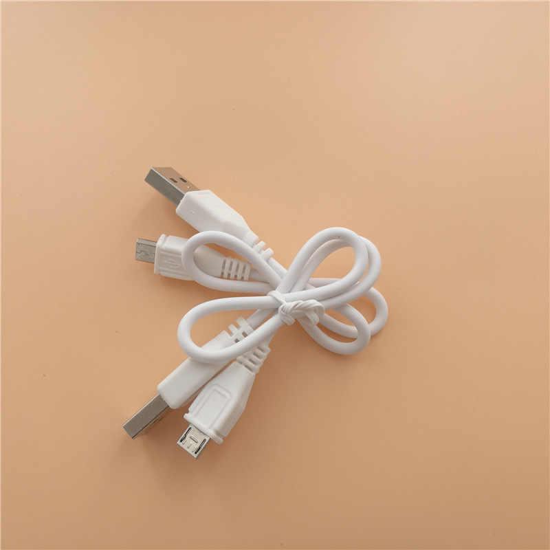 USB كابل شحن أندرويد مايكرو قوة البنك شحن خط مصدر طاقة محمول كبل شحن سماعات بلوتوث V8 خط