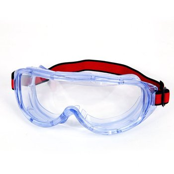 Protection goggles PVC Splash-proof safety glasses Dust-proof impact-proof wind-proof fog-proof protective glasses 1 Piece фото