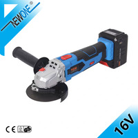 NEWONE 16V Cordless Angle Grinder Corded Angle Grinders For General Purpose Grinding