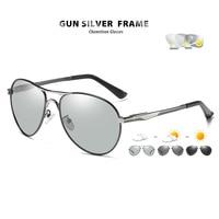 Gun silver frame