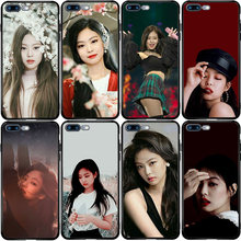 HITAM PINK Blackpink Jennie Kim Cover Case untuk Xiaomi Redmi Note CC9 10 9 9S 9T 8 8T 8A 7A 6A 5 5A 5X A1 A2 Pro MIX 3 2S Lite PLUS(China)