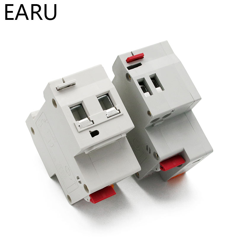 He9097ca377ac42a498816b18fe64be75t - DZ30L DZ40LE EPNL DPNL 230V 1P+N Residual Current Circuit Breaker With Over And Short Current  Leakage Protection RCBO MCB 6-63A