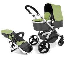 3 in 1 High Landscape Baby Stroller Luxury Portable Baby Car