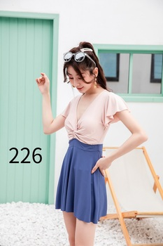 Sexy cover up dress Swimsuit beachwear female 2020 Stitching color bikini Solid color Summer dress cover ups sexy woman's dress 2