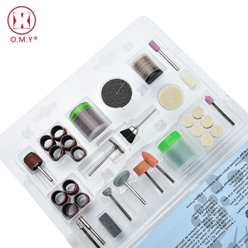 105 Pcs/set DIY Polishing Cutting Accessory Shank Rotary Kits For Electric Grinder Grinding Sanding Engraving  Polishing Set Hot rijilei 136pcs dremel rotary tool accessory attachment set kits grinding sanding polishing sander abrasive for grinder