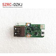 Novo original para lenovo thinkpad t450 t460 interface de porta usb placa sudcard 00hn553 NS-A581