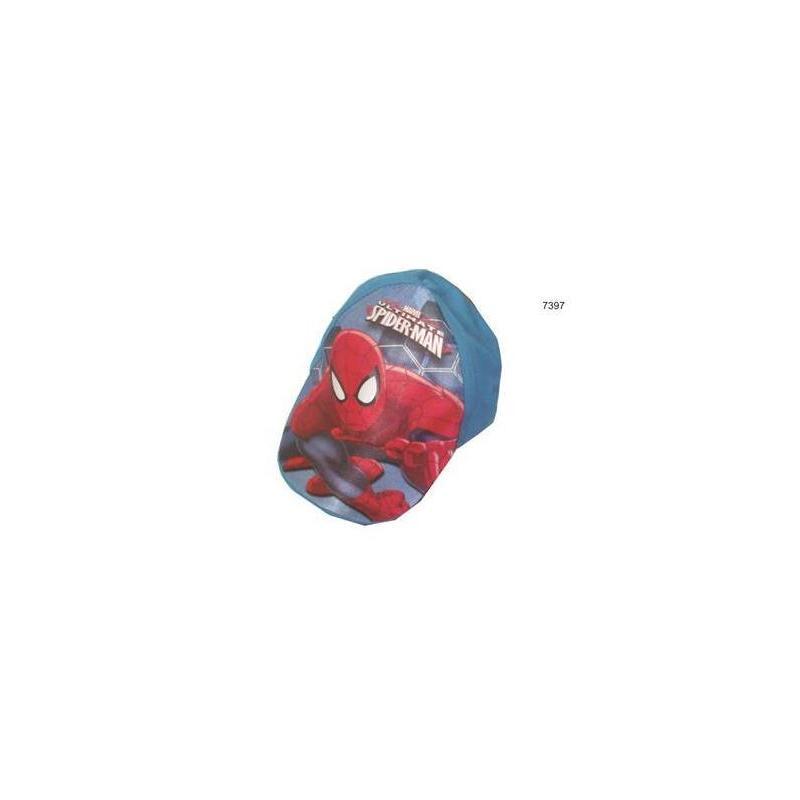 Spiderman Cap Blau/Vermell Toy Store Articles Created Handbook