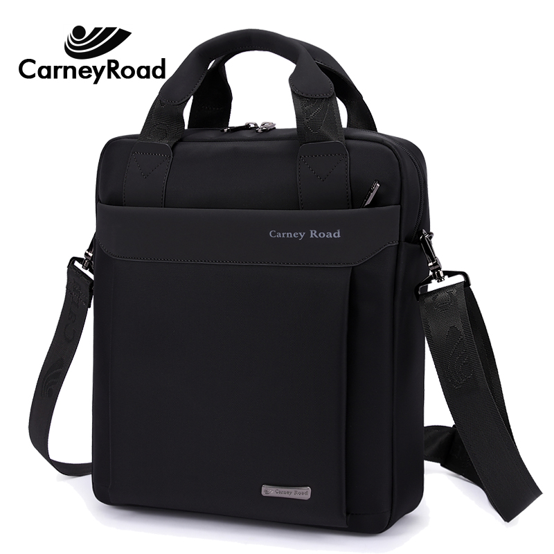 Carneyroad Handbag Men High Quality Waterproof Business Shoulder bags For Men Fashion Oxford Messenger Bags Ipad Crossbody bags| | - AliExpress