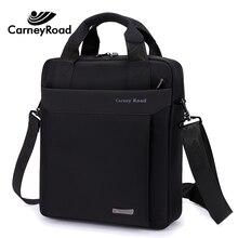 Neyyroad 핸드백 남자 고품질 방수 사업 어깨 가방 패션 옥스포드 메신저 가방 Ipad Crossbody 가방