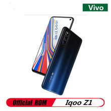 Smart phone vivo iqoo z1 5g, android 10.0, tela 6.57