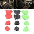 Für Kawasaki KLX125 KLX150 Dirt Bike ABS Motor Schutz Abdeckung Set Schutz-in Abdeckungen & dekorative Formteile aus Kraftfahrzeuge und Motorräder bei