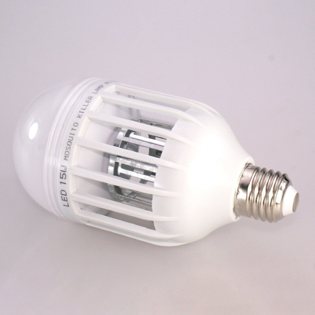 ICOCO High Bright LED Mosquito Killer Bulb Home Use Repellent Fly Bug Insect Killer Trap Night Lamp Killing Fly Bug Bulb Sale