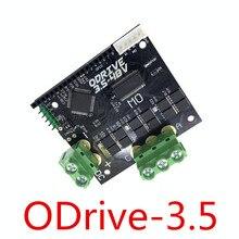 نسخة محرك واحد من ODrive 3.5 ESC عالية الأداء عالية الدقة فرش السيارات محرك BLDC FOC
