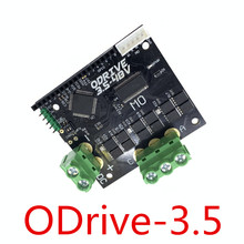 Single Drive รุ่น ODrive 3.5 ESC ประสิทธิภาพสูงความแม่นยำสูงไดรฟ์มอเตอร์แบบไม่มีแปรงมอเตอร์ BLDC FOC