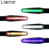 LED Motorrad Blinker Lichter Blinkende Signal Lampe Zubehör Für YAMAHA V MAX/V MAX 1700/VMAX 1700/ VMAX YZF r120| |   -