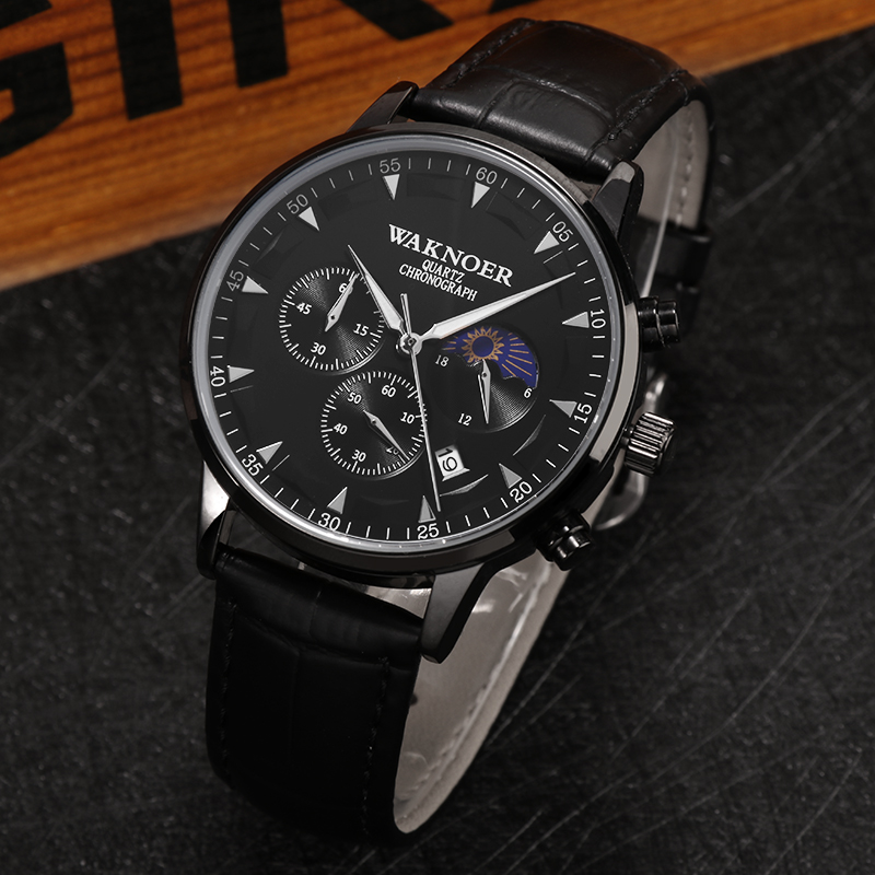 Часы WAKNOER watch