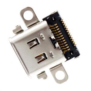 Image 5 - Nintendo anahtarı 2 adet orijinal değiştirme Type C şarj portu USB C şarj soketi Jack Nintendo anahtarı konsolu onarım