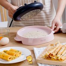 Crepe-Maker Griddle Pancake-Machine Electric Baking-Pan Kitchen 220V Cooking-Tools Pie