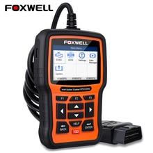 Foxwell NT510 Elite OBD Auto Diagnose Werkzeug Automotive Scanner Full System ABS SRS Airbag DPF EPB Öl Reset ODB2 OBD2 scanner