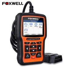 Foxwell NT510 Elite OBD Auto Strumento di Diagnostica Automotive Scanner Completa del Sistema ABS SRS Airbag DPF EPB Reset Olio ODB2 OBD2 scanner