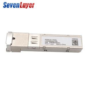 Image 5 - GPON OLT SFP מודולים GEPON SFP SC מודול יחיד מודול EPON B + C + Class 1490nm/1310nm אורך גל אחת SC נמל