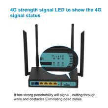 4G Wi-Fi Router 5 พอร์ต Router USB WAP2 802.11n/U/b/g 300 mbps 2.4G Router LAN WAN 10/100M PCI-E Router
