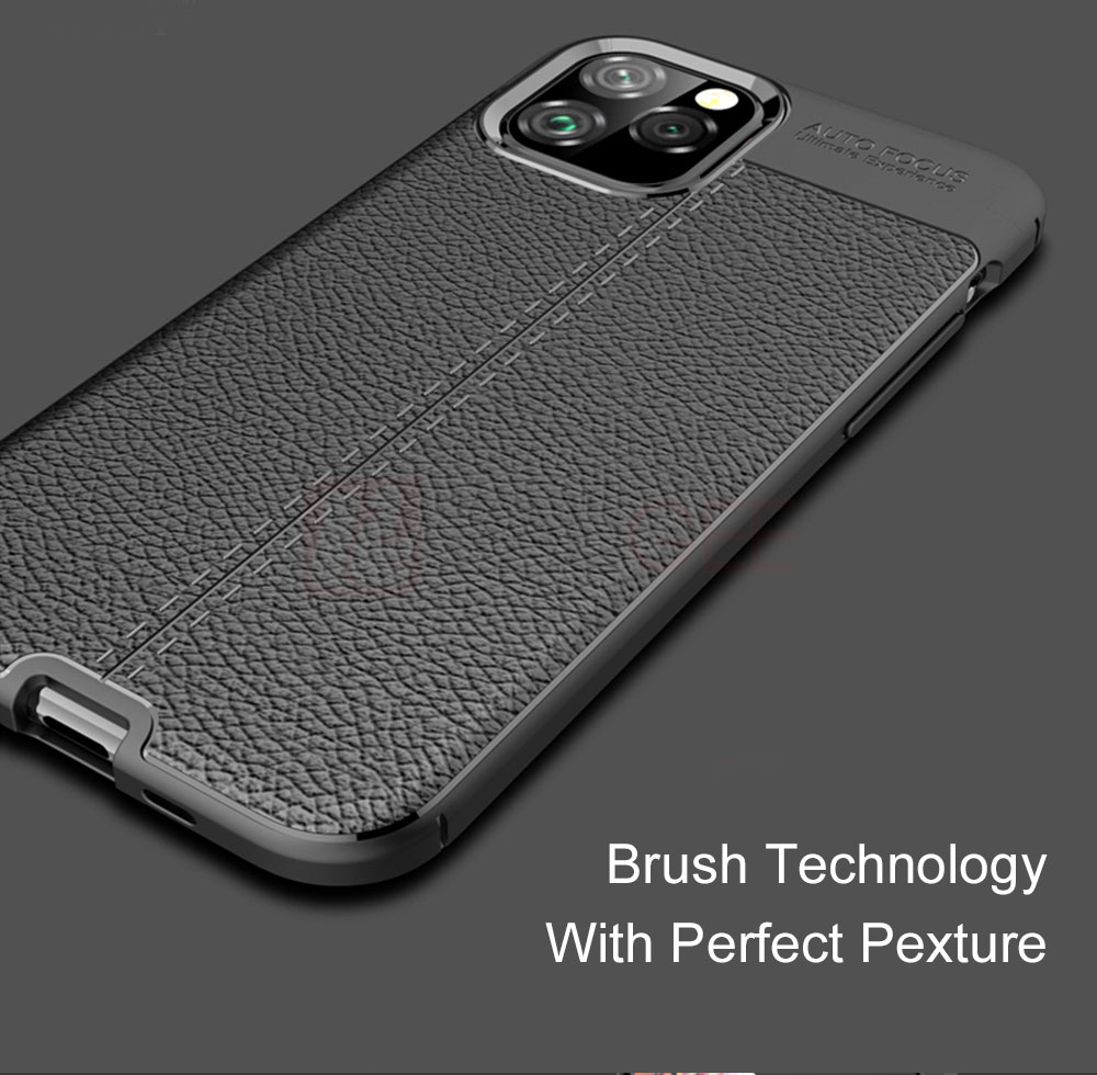 He90f042b3c9449f989ddf020430544e73 Leather Case For Iphone11 11 Pro Case Cover Luxury Silicon Bumper Phone Case on For Iphone 11 Pro Max 11 Pro Funda Cover