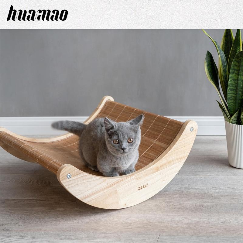 Katzenstreu sommer matte liege nest kühlen schaukel stuhl hängematte pet bett katze liefert