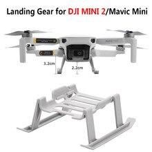 Комплект шасси для DJI MINI 2 Mavic Mini, быстросъемный удлинитель высоты, Защита ног, удлинитель ног, аксессуары для дрона