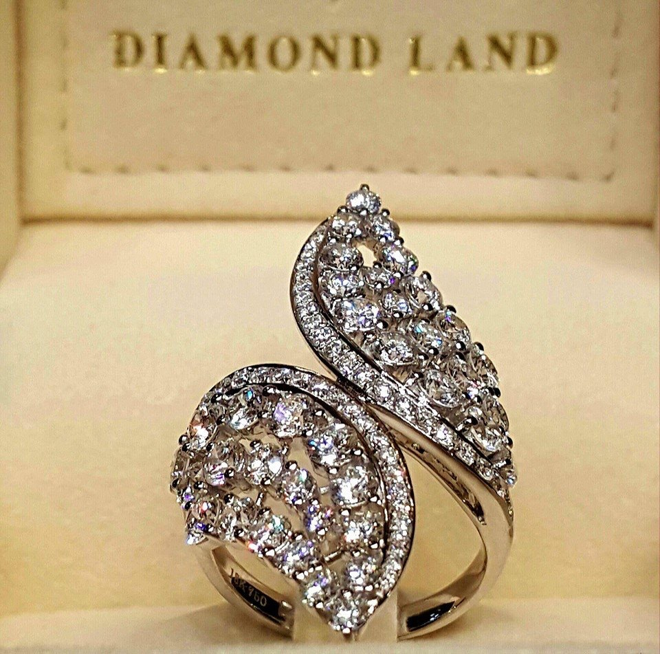 Angel Wing Rings For Women Fashion Jewelry Inlay Rhinestone Rings Bridal Promise Wedding Ring