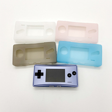 Soft TPU Protective Cover For game boy Game Console Transparent Protective Shell For G B M Back Case