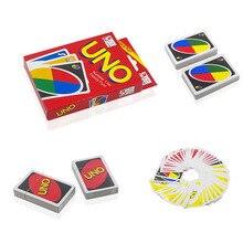 Семья детей развлечение настольная игра развлечения Покер Игра Головоломка вечерние карты карточная игра карточка